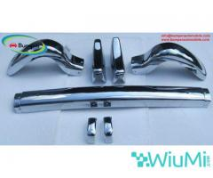 Bumpers & Parts for 190 SL Roadster W121 (1955-1963)  by stainless steel - Image 1/5