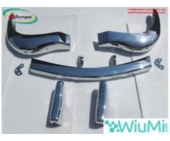Bumpers & Parts for 190 SL Roadster W121 (1955-1963)  by stainless steel - Image 3/5