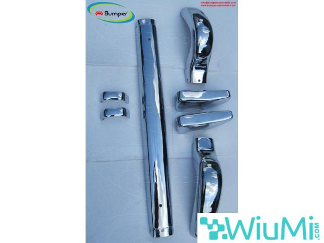 Bumpers & Parts for 190 SL Roadster W121 (1955-1963)  by stainless steel - 4/5
