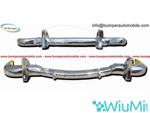 Bumpers & Parts for 190 SL Roadster W121 (1955-1963)  by stainless steel - 5/5