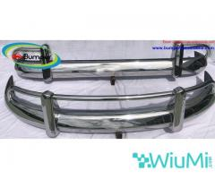 VW T1 Split Screen Bus (1958-1968) USA Front and Back bumper - Image 1/2