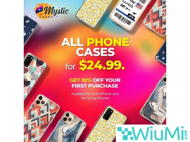 Mystic Cases: Cute! Fun! Stylish Cases! - 1/1