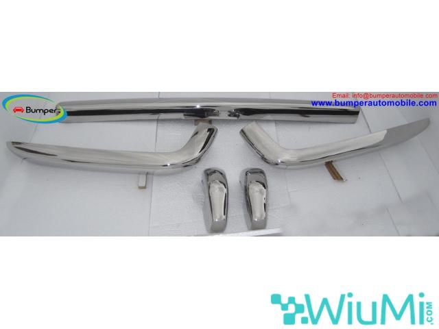 Bentley T1 Year  (1965-1977) Front + Rear Bumper Complete Kit - 5/5
