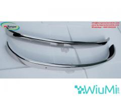 Fiat 500 bumper by 304 stainless steel (1957-1975) - Image 1/3