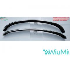 Fiat 500 bumper by 304 stainless steel (1957-1975) - Image 2/3