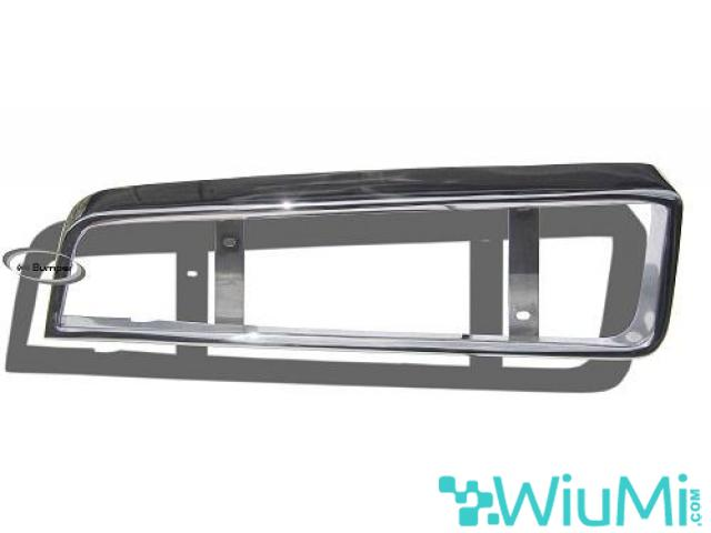 Maserati Bora Grille (1971-1978) by stainless steel - 2/3