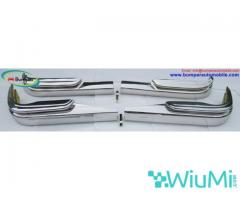 Mercedes W111 W112 Saloon bumpers - Image 2/5