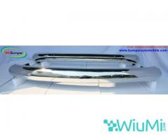 Vehicle Parts Volkswagen T2 Bay Window Bus (1968-1972) bumper by stainless steel - Image 1/5