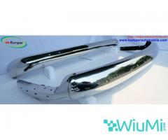 Vehicle Parts Volkswagen T2 Bay Window Bus (1968-1972) bumper by stainless steel - Image 2/5