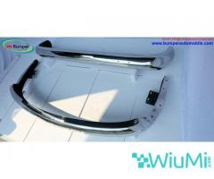 Vehicle Parts Volkswagen T2 Bay Window Bus (1968-1972) bumper by stainless steel - Image 3/5