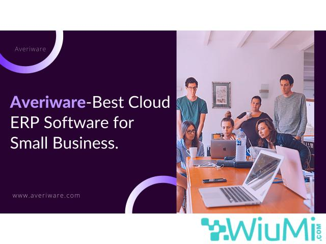 Cloud ERP software with all-in-one business solutions - 1/1