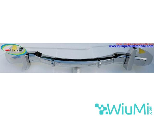 New Mercedes 300SL gullwing coupe Year 1954-1957 bumper - 4/5