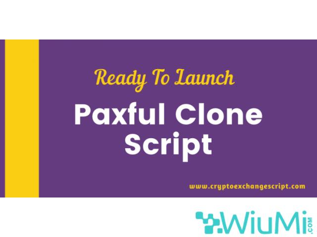 Paxful Clone Script To Start Crypto Exchange like Paxful - 1/1