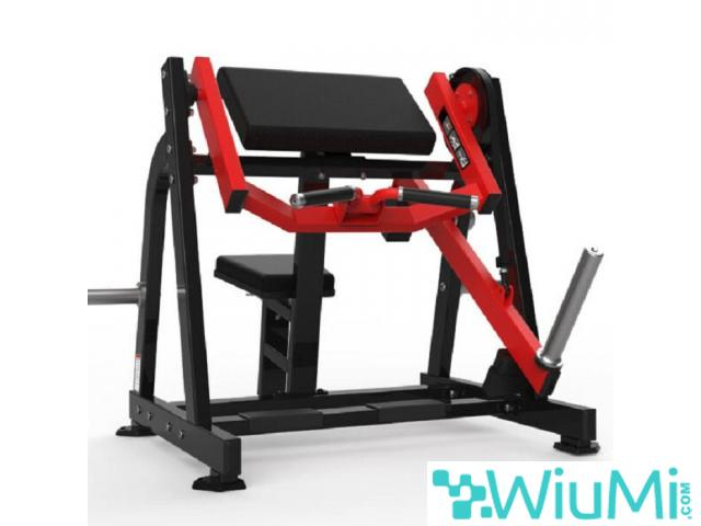 Buy the best quality plate loaded gym equipment from Gymwarehouse! - 1/1