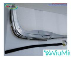 Mercedes W109 bumper (1965-1973) by stainless steel - Image 3/5