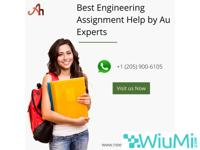 Best Engineering Assignment Help by Au Experts - 1/1