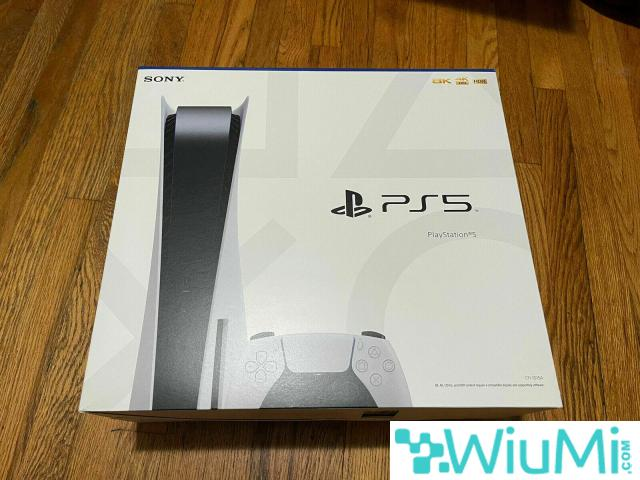 SONY PLAYSTATION 5 PS5 DISC VERSION - 1/1