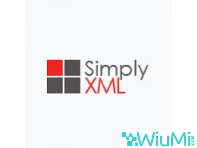 Need a MS Word to XML Editor? Simply XML is here to help you! - 1/1