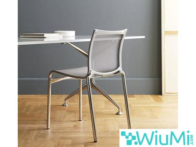 Give Your Room a Warmth And Style With High Standard Alias Highframe Chair - 1/1