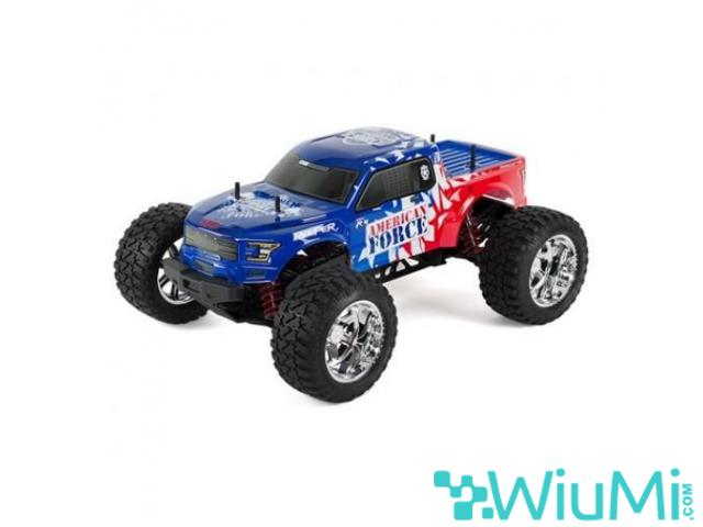 CEN REEPER BRUSHLESS 4WD MONSTER TRUCK (AMERICAN FORCE EDITION) - Sell and Stock - 1/1
