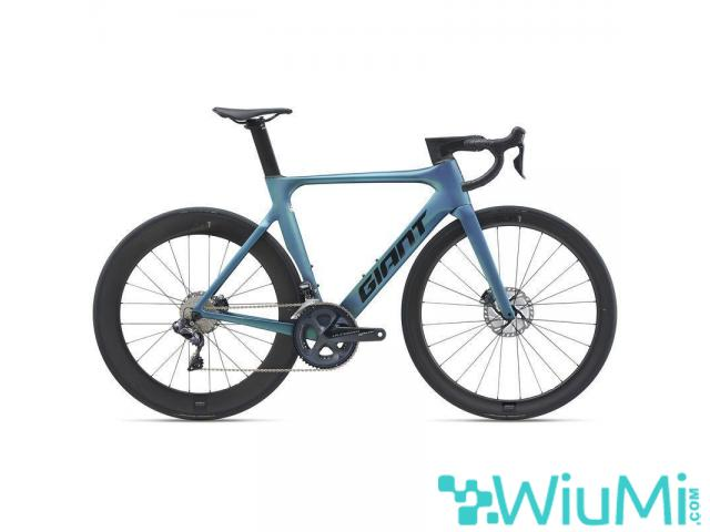 GIANT PROPEL ADVANCED PRO 0 DISC CHRYSOCOLLA 2021 (CENTRACYCLES) - 1/1