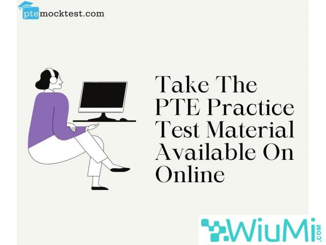 Take The PTE Practice Test Material Available On Online - 1/1