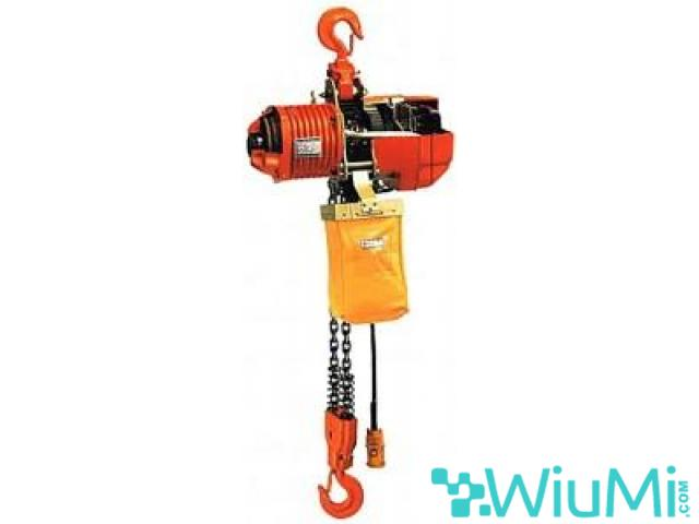 Choose the Best Quality electric hoist for heavy lifting - 1/2