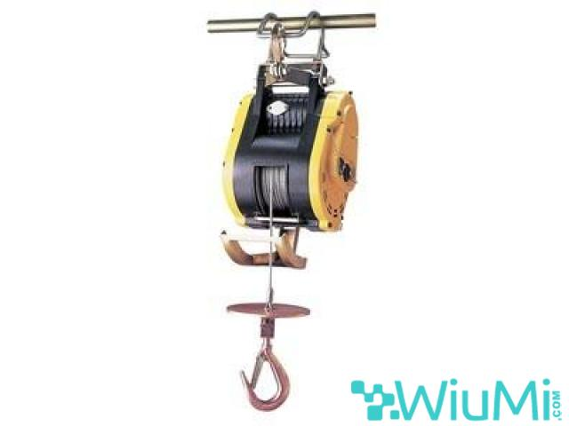 Choose the Best Quality electric hoist for heavy lifting - 2/2
