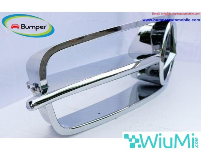 Front Grills for 190 SL Roadster - 2/3