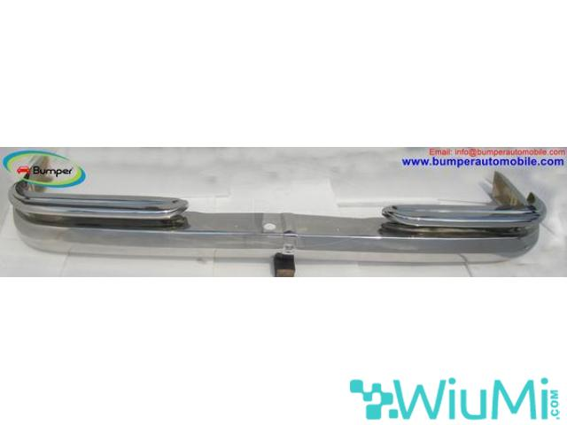 Mercedes W112 coupe bumpers - 1/3