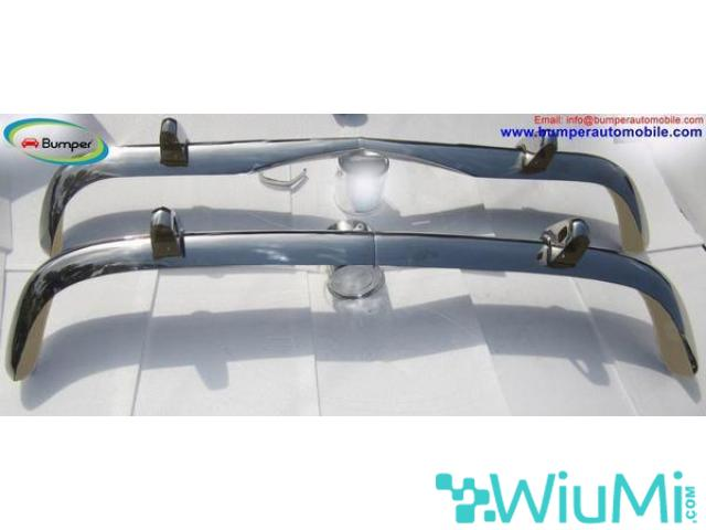 Front and Rear bumper W120 W121 4-cylinder - 2/5
