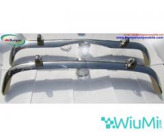Front and Rear bumper W120 W121 4-cylinder - Image 2/5