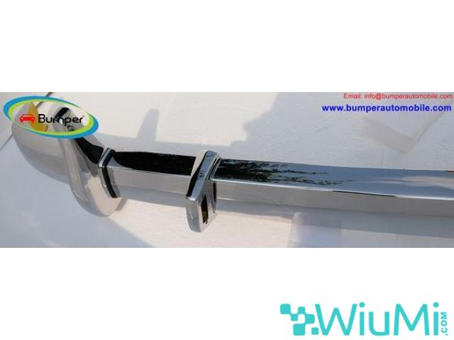 Mercedes W187 220 front and back bumper - 3/4
