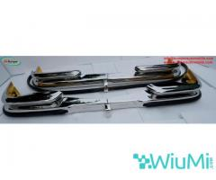 Front and Rear bumper Mercedes W111 3.5 coupe - Image 1/4