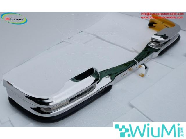Front and Rear bumper Mercedes W111 3.5 coupe - 4/4