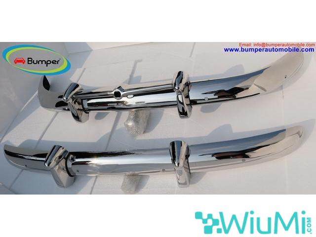 Volvo PV 444 (1947-1958) bumpers - 1/4