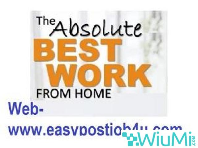 1500 Male/Female hiring for work from home jobs - 1/1