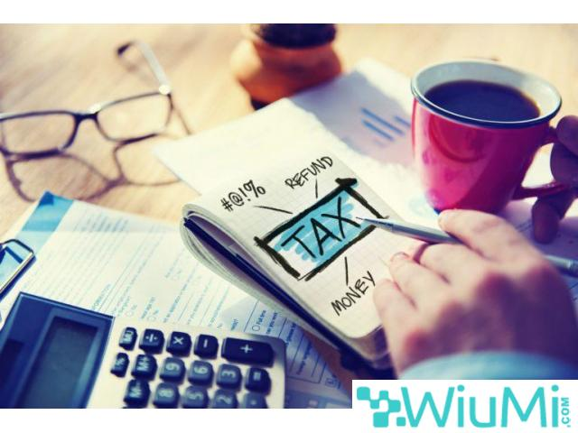 Hire Real Estate Tax Accounting Services - 1/1