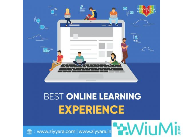 Get The Online Live Tuition Classes - 2/3