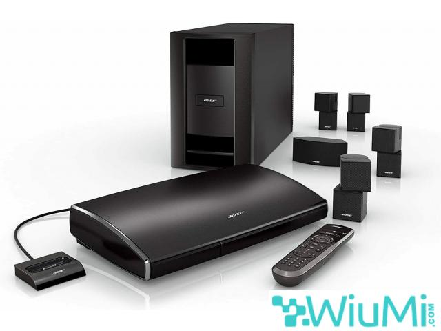 Bose Acoustimass 10 Series II Home Theater Speaker System - Black +18328019816 - 1/1