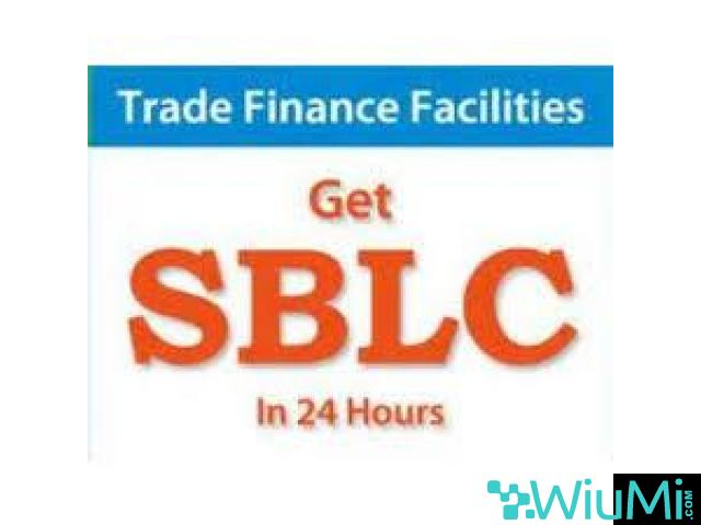 Secure Your Loan With (BG/SBLC) As Collateral - 1/1