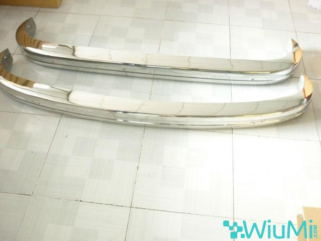 VW type 3 bumpers 1970-1973 - 1/3