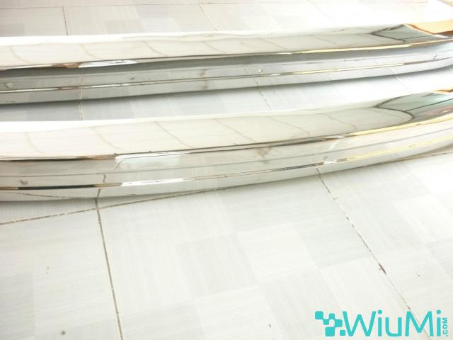 VW type 3 bumpers 1970-1973 - 2/3