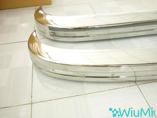 VW type 3 bumpers 1970-1973 - 3/3