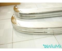 VW type 3 bumpers 1970-1973 - Image 3/3