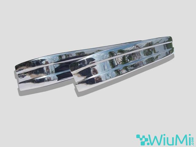 VW Bus type 2 late bay model bumpers 1974-1979 - 2/2