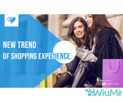40% Offer New Trend Ecommerce Fancy Shopping Mobile App