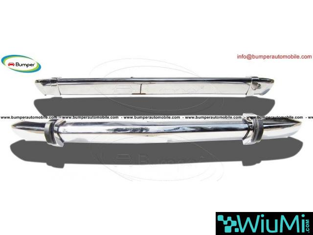 BMW 2002 year (1968-1971) bumper - 1/3