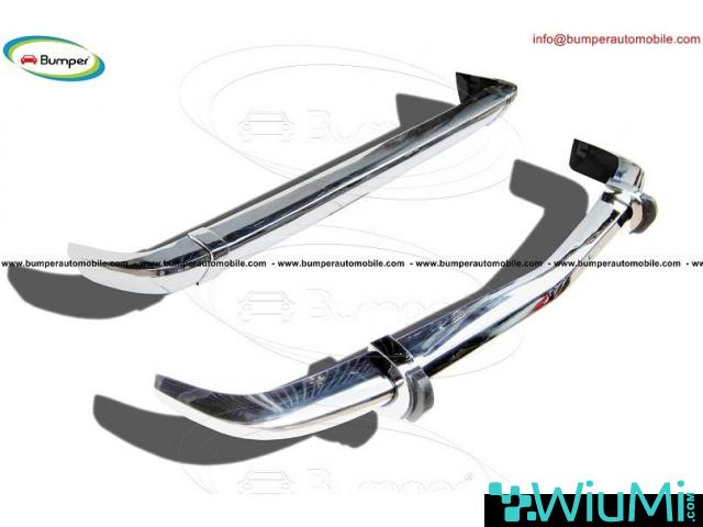 BMW 2002 year (1968-1971) bumper - 3/3