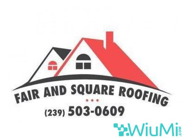 Fair And Square Roofing LLC - 1/5